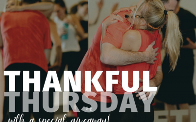 Thankful Thursday's and Fitness